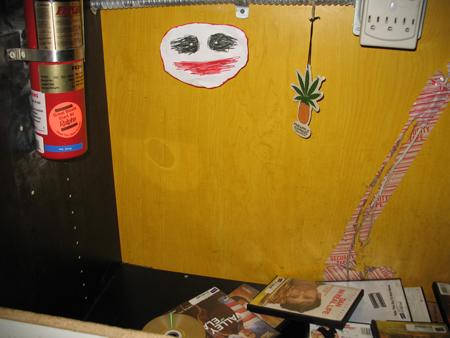 joker smile drop box