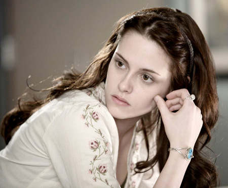 Kristen Stewart as Bella Swan in Twilight