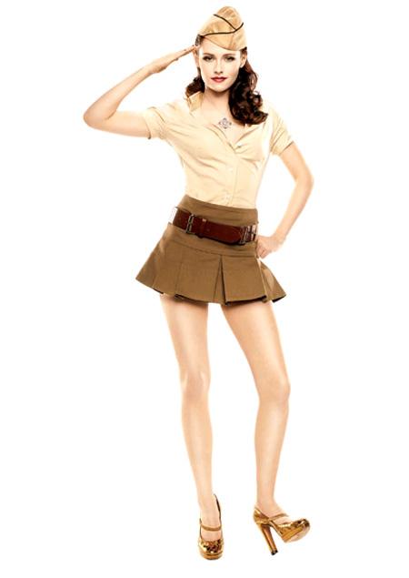 Kristen Stewart Pin-up
