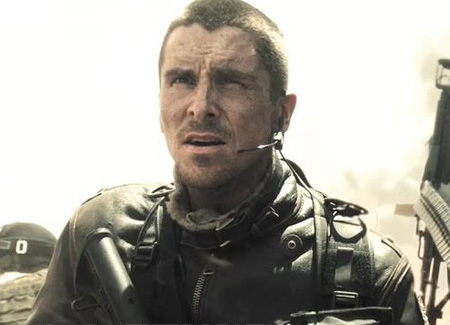 Christian Bale Terminator Salvation confused still