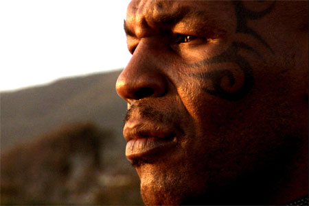 Mike Tyson documentary still