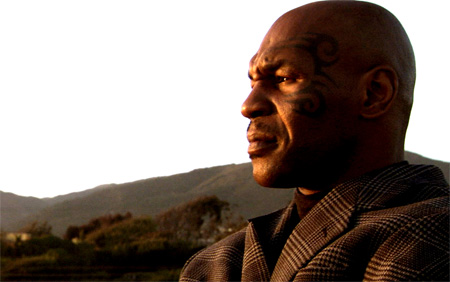 Mike Tyson documentary still 2