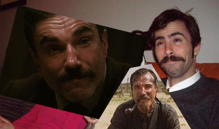Mark and Daniel Plainview from There Will Be Blood