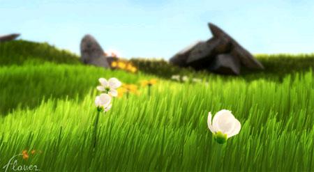 Flower screenshot for PS3 on PSN
