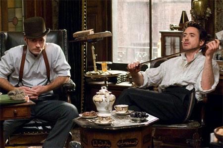 Watson and Holmes