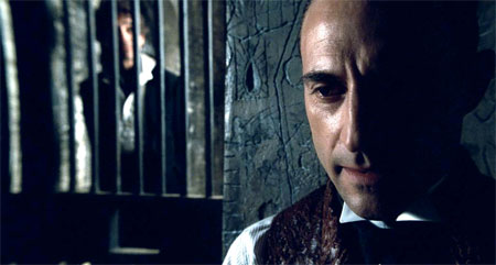 Mark Strong as Blackwood in prison