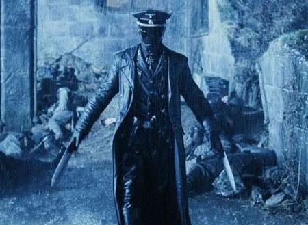 Kroenen as Nazi in Hellboy