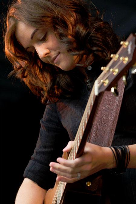 Brandi Carlile guitar