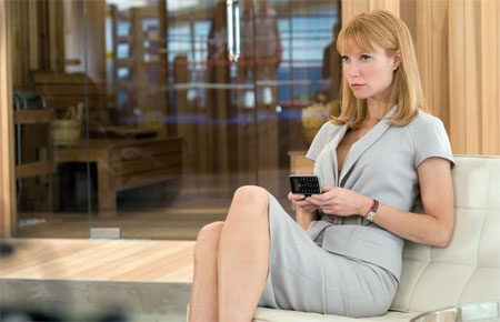 Gwyneth Paltrow Pepper Potts Iron Man 2