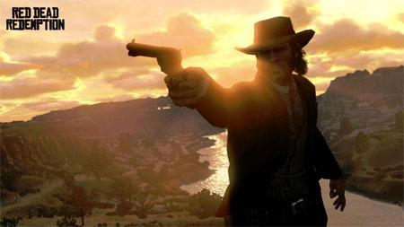 Red Dead Redemption Marston RIP