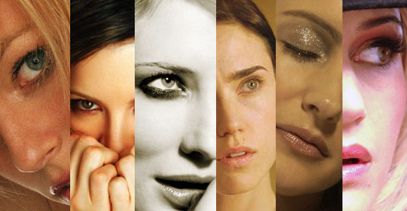attractive older women banner - elizabeth banks, kate beckinsale, cate blanchett, jennifer connely, kristin davis, carla gugino