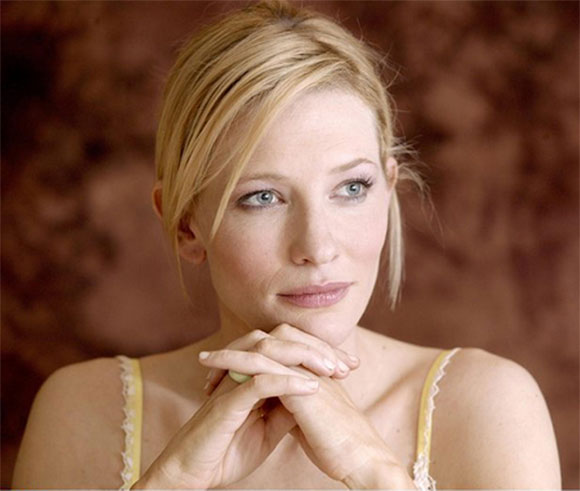 attractive older women - cate blanchett