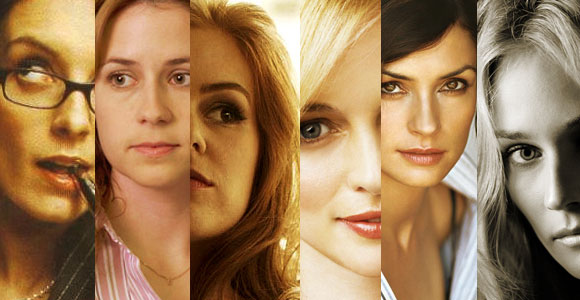 attractive older women banner - tina fey, jenna fischer, isla fisher, heather graham, famke janssen, diane kruger