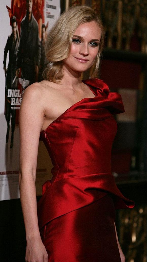 attractive older women - Diane Kruger