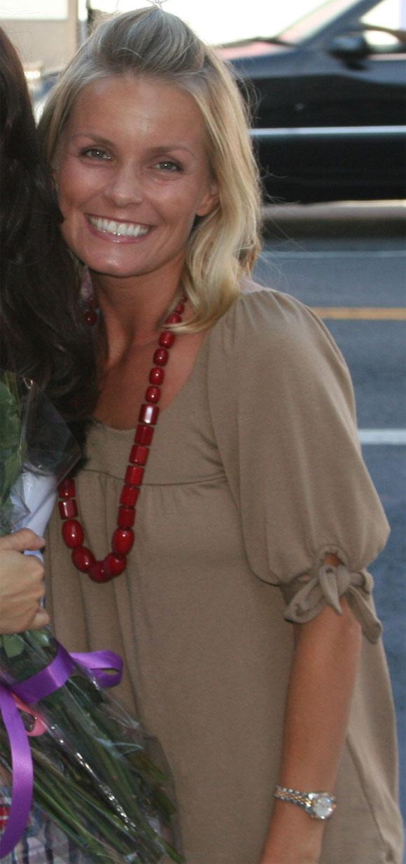 attractive older women - Kelly Packard