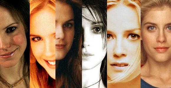 attractive older women banner - Mary-Louise Parker, Kelly Preston, Keri Russell, Winona Ryder, Elisabeth Shue, Helen Slater