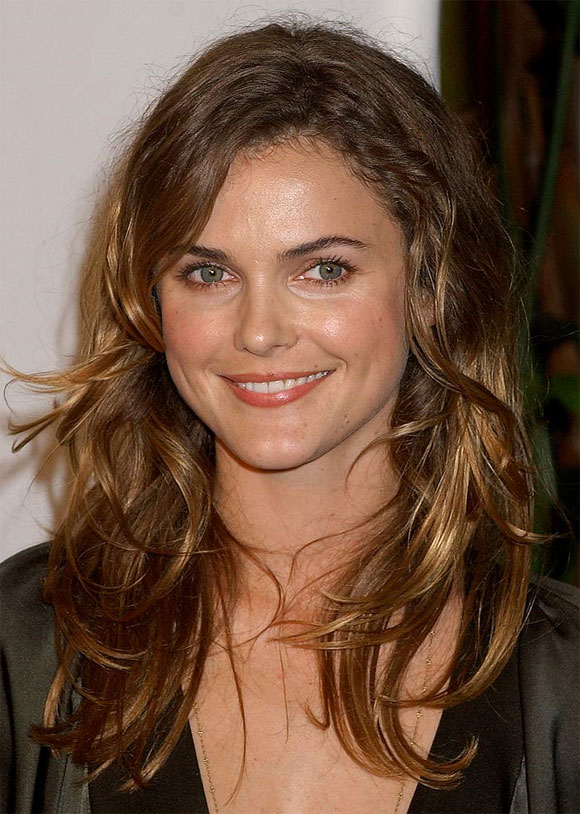 attractive older women - Keri Russell