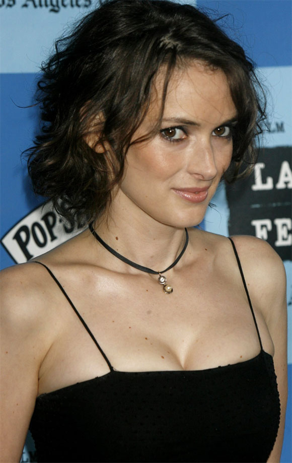 attractive older women - Winona Ryder