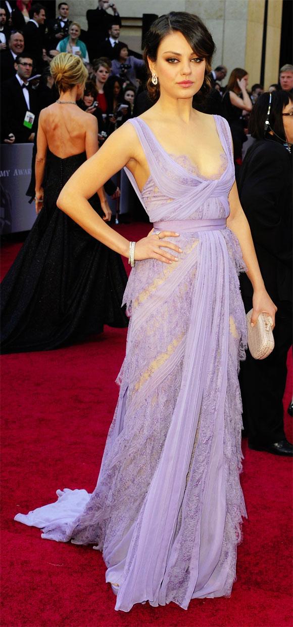 Mila Kunis Oscars 2011