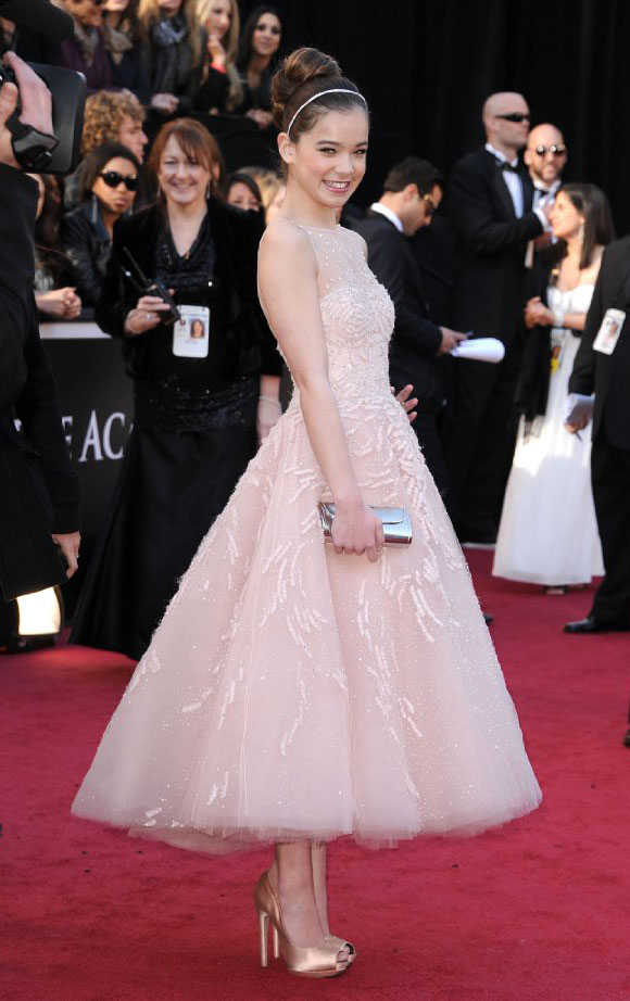 Hailee Steinfeld Oscars 2011