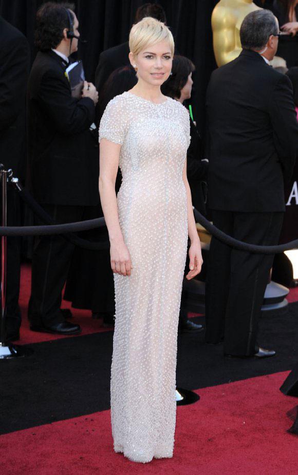 Michelle Williams Oscar 2011