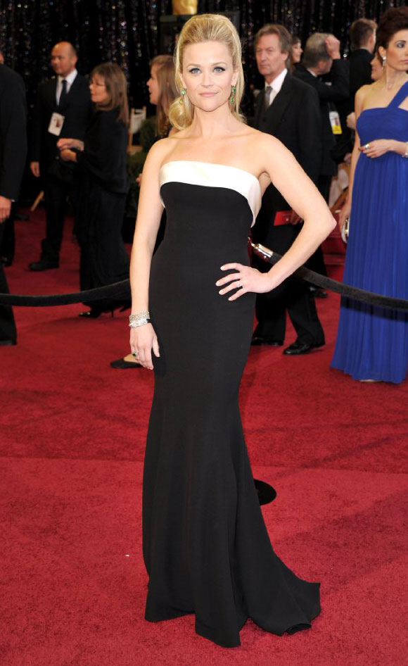 Reese Witherspoon Oscar 2011