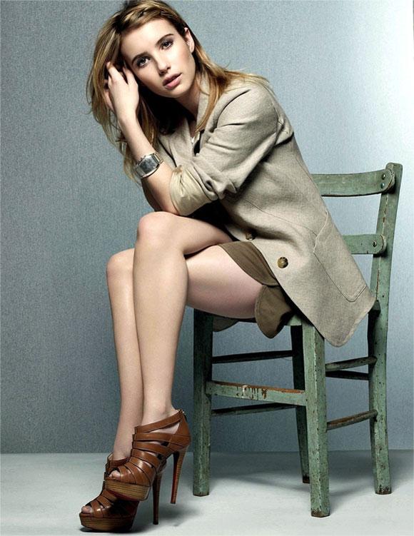 Emma Roberts birthday 20