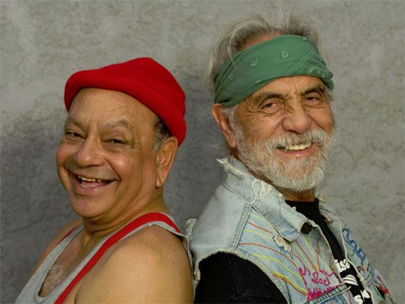 Cheech and Chong reunion