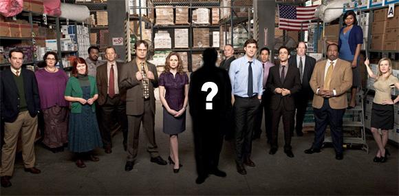 The Office cast shot blank Steve Carrell