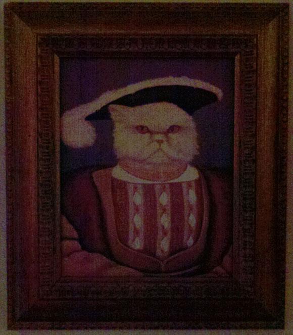 Shakespearean cathead