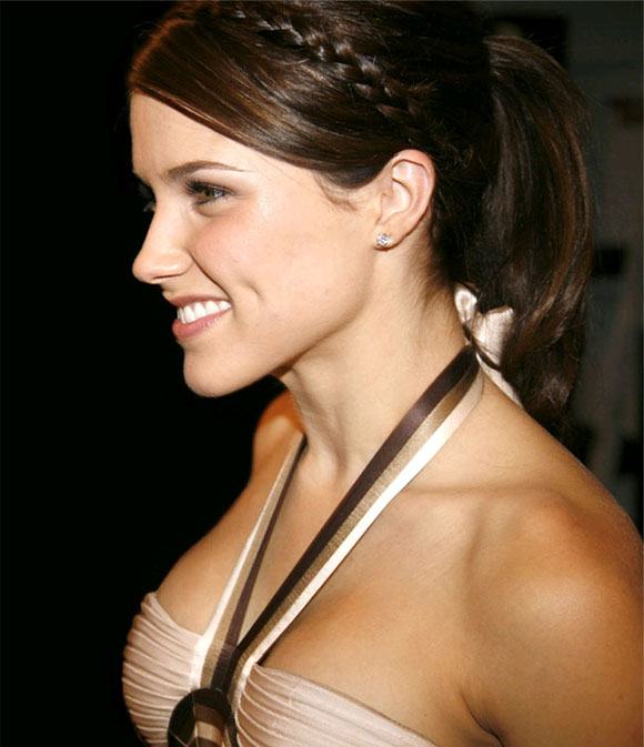 Sophia Bush for 29th birthday