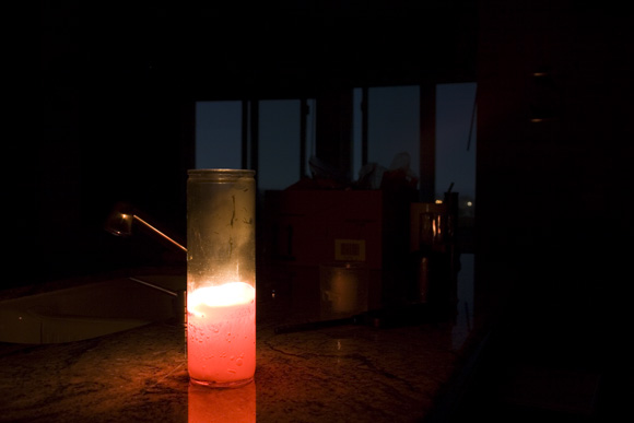 san diego arizona san clemente power outage candle our kitchen