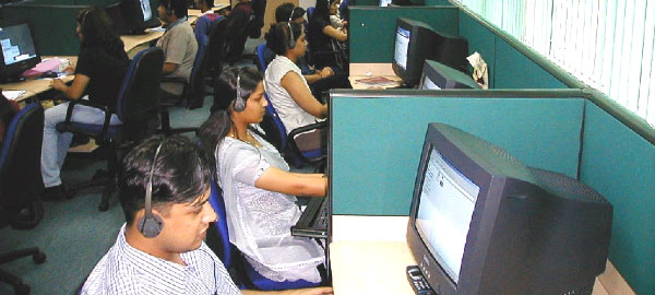 India tech support call center
