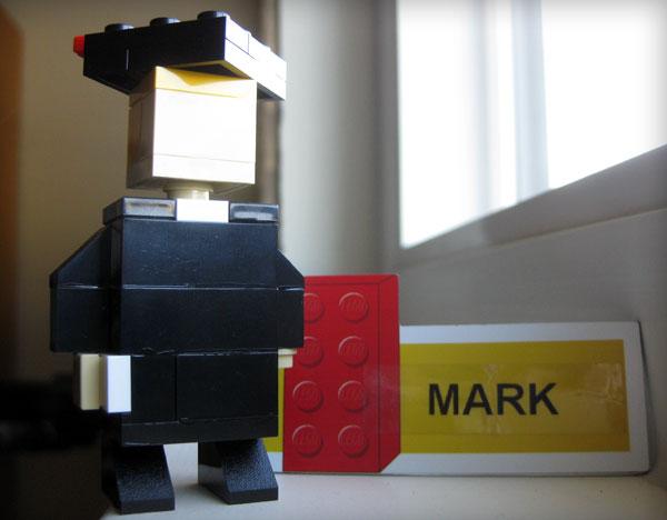 Lego store monthly minibuild june 2011 graduate