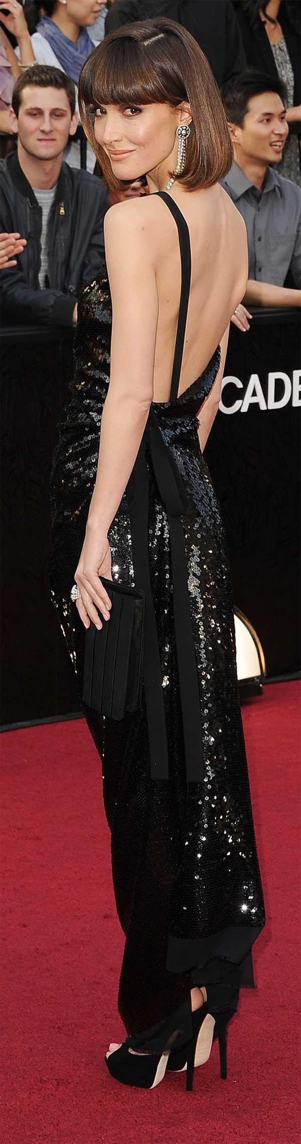 Rose Byrne 2012 84th Academy Awards