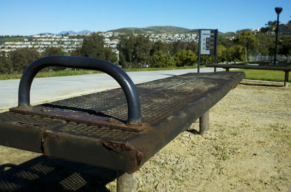 vita course 2000 park exercise station