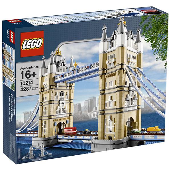 Lego tower bridge