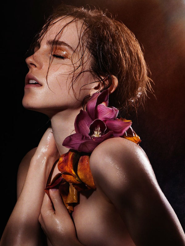 Emma Watson natural beauty random