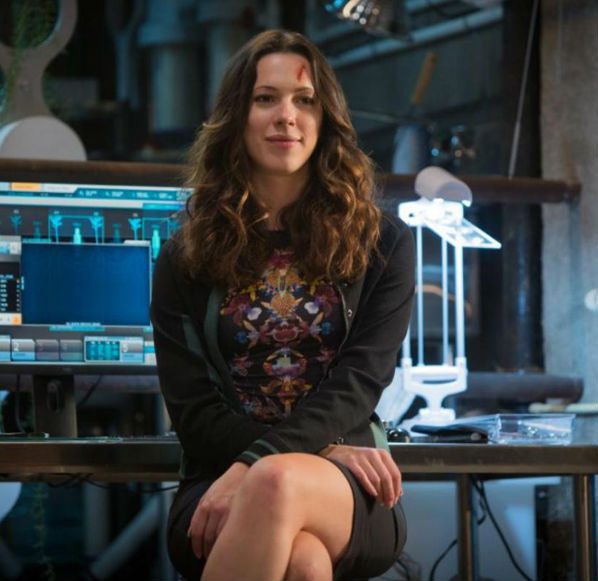 Rebecca Hall in Iron Man 3