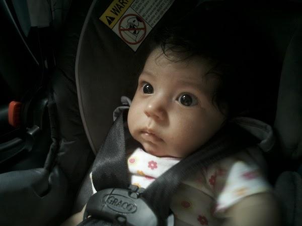 Cute wide-eyed Natalie