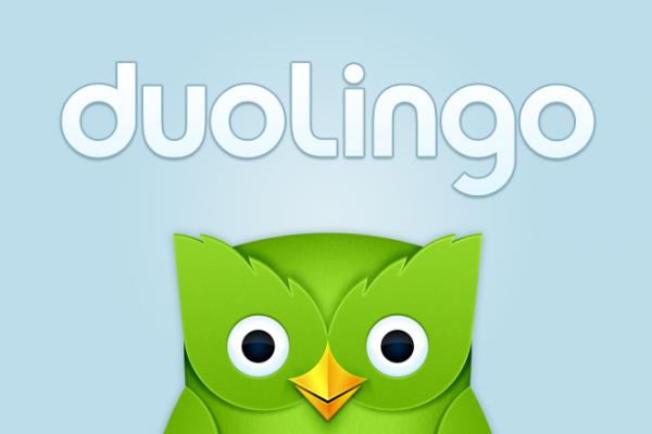 Duolingo owl mascot and name