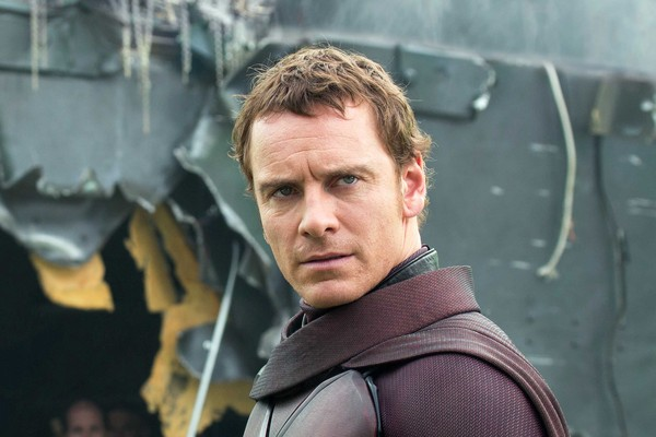 Michael Fassbender as Mageto