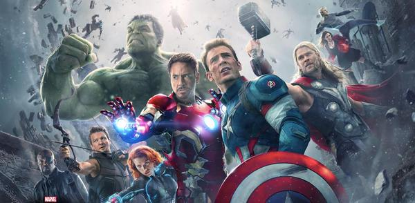 Avengers Age of Ultron group poster