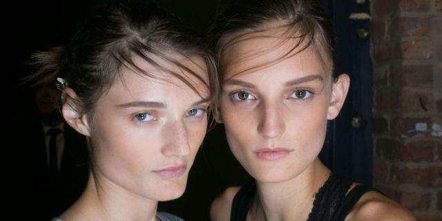 models makeup free