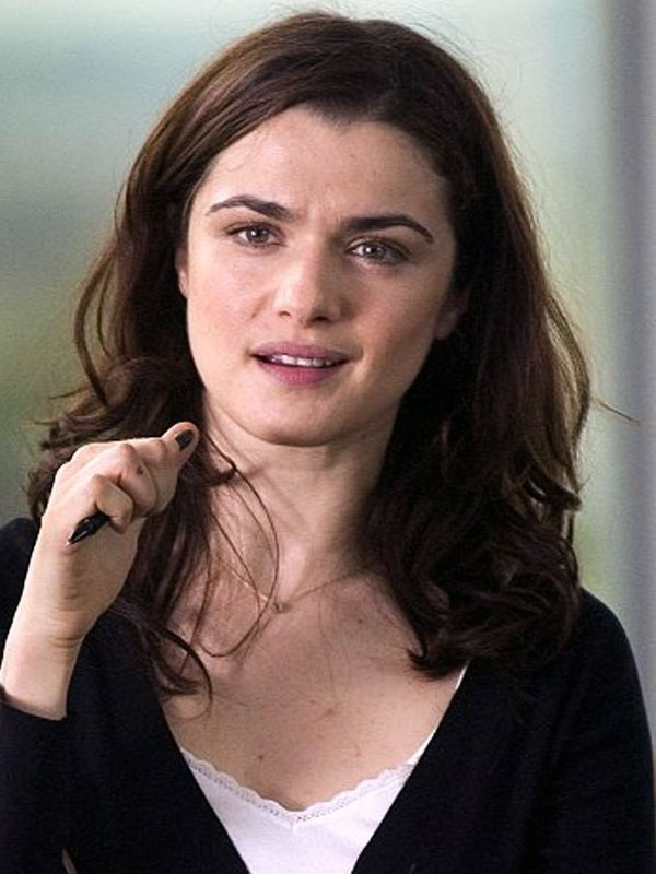 Rachel Weisz being totes adorbs