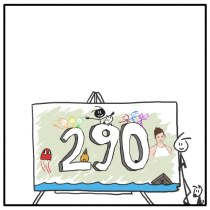 Out of the Box weekly stickman web comic 290 The Art of #290