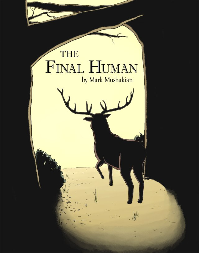 The Final Human by Mark Mushakia short story cover