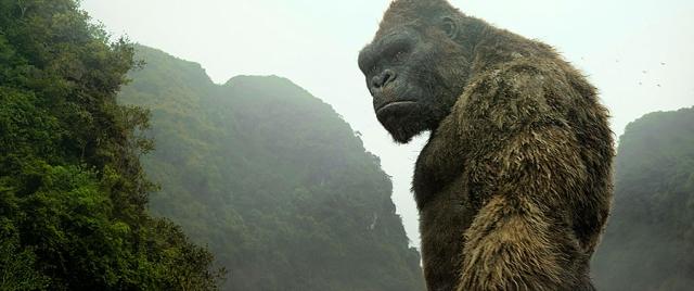 Kong Skull Island somber