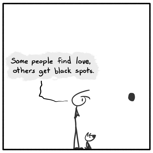 Out of the Box weekly stick figure web comic 332 Both Grow